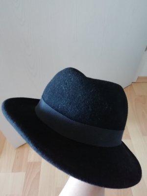 MAYSER Cappello di lana nero Lana