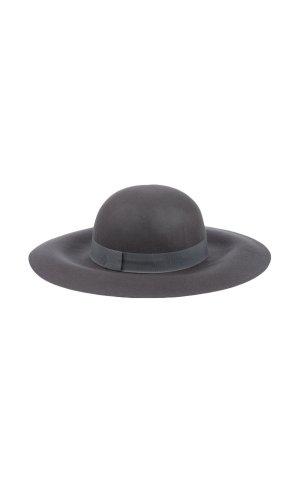 Dry Lake Wollen hoed grijs