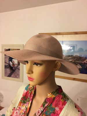 H&M Vilten hoed beige