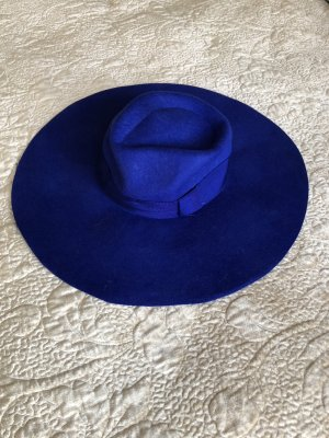 H&M Woolen Hat blue
