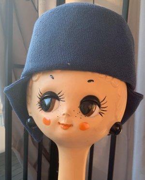 Wollen hoed leigrijs