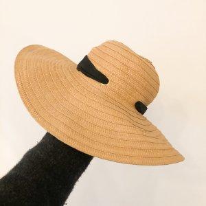 H&M Cappello di paglia beige-color carne