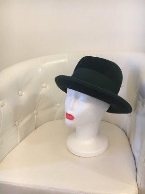 Gorra de caza verde oscuro