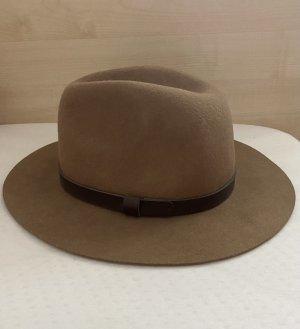 H&M Cappello di lana marrone