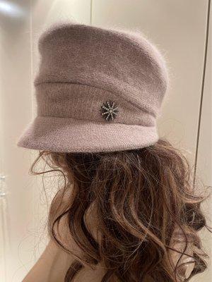 Mm Sweet Chapeau en laine beige clair