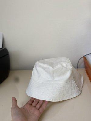 Primark Kapelusz rybacki biały