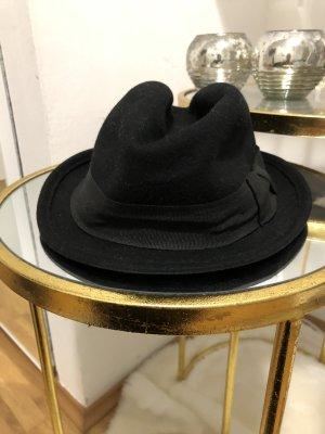 H&M Divided Chapeau en laine noir
