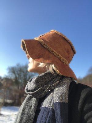 IDPDT Sombrero acampanado marrón