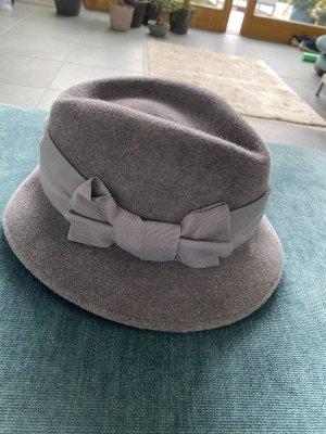 Lembert Vilten hoed grijs