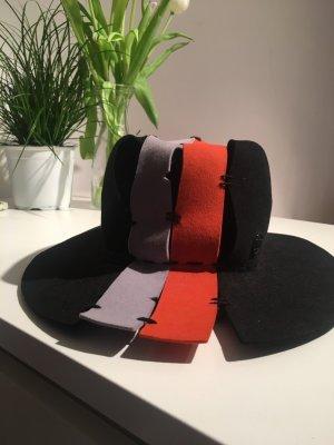 Maison Michel Wollen hoed veelkleurig Wol