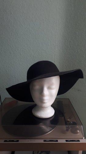 SheIn Zachte hoed zwart