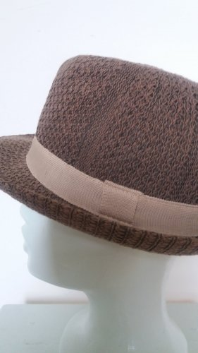Seeberger Cappello multicolore Cotone