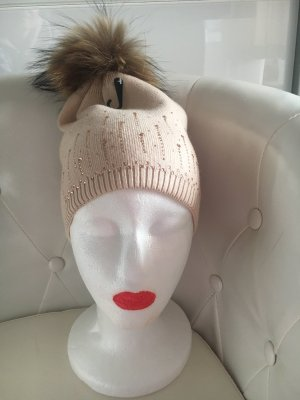 Cappello di lana multicolore