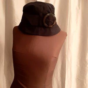 Hennes Collection by H&M Czapka z tkaniny czarny
