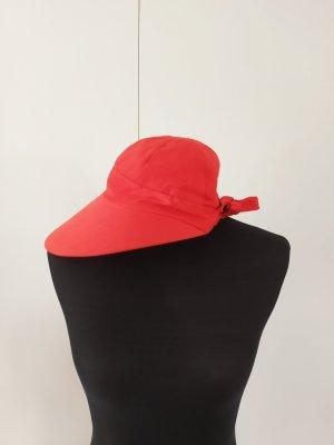 Hut Mütze Schirmmütze Cap Rot