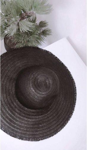 Mango Cappello parasole nero