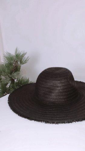 Mango Zonnehoed zwart