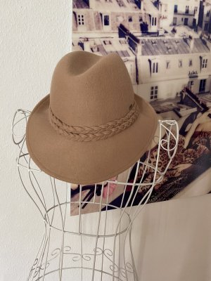 Tommy Hilfiger Chapeau feutre chameau-beige
