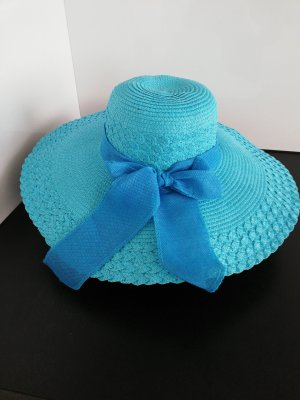 Sun Hat turquoise