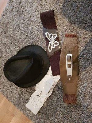 Hut und Gürtel