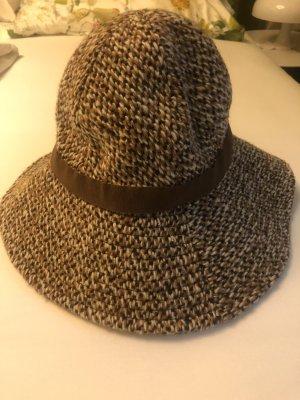 Mühlbauer Cappello di lana marrone