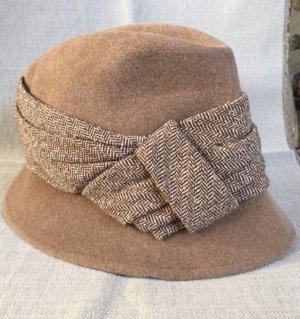 Seeberger Wollen hoed beige