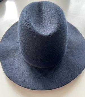 Volcom Chapeau en feutre bleu foncé