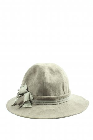 Hut Weber Felt Hat light grey casual look