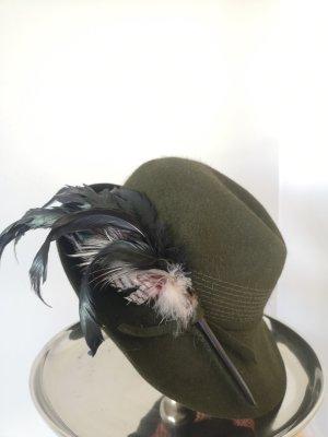 Cappello tradizionale verde bosco
