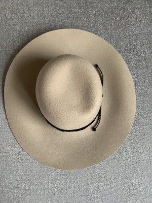 Zadig & Voltaire Chapeau de cow-boy beige clair