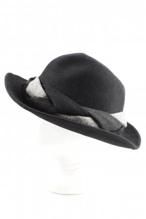 Hutmacher Zapf Trilby black-light grey casual look