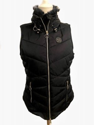 HV Polo Down Vest dark blue