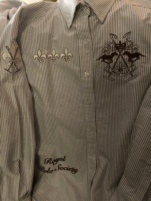 HV Polo Camicia da caccia multicolore