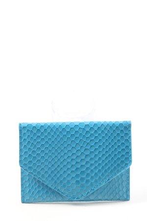 HVISK Portmonetka niebieski Zwierzęcy wzór W stylu casual