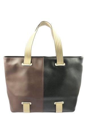 HVISK Comprador negro-marrón look casual