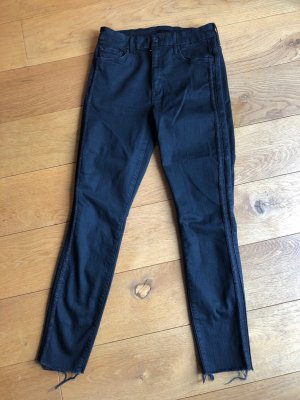 HW  Looker ankle fray Jeans von Mother