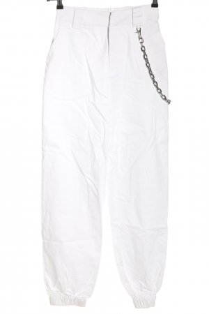 i.am.gia High Waist Trousers white casual look