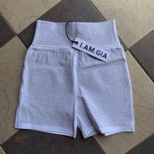I.Am.Gia Iced Aurora Shorts Hotpants Hose Short Disco Leggings high waisted bohemian retro vintage 60s 70s 80s