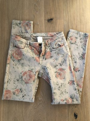 I Blues Jeans mit Blumenprint