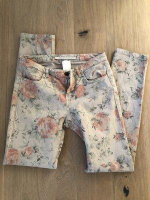 I Blues Jeans mit Blumenprint