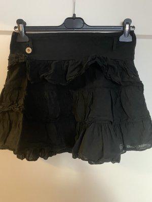 I LOVE DITO Balloon Skirt black