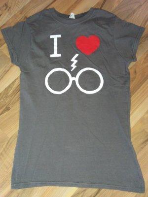 I love Harry Potter ( (my) bike Bycicle cycling ) )shirt 36 Gildan