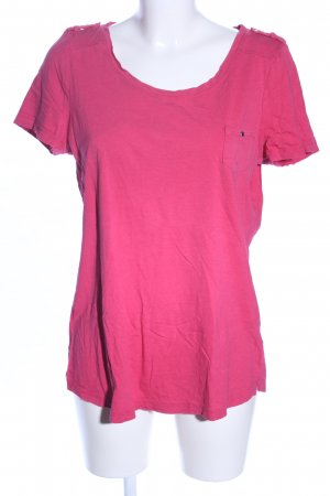 I love my style T-Shirt pink Casual-Look