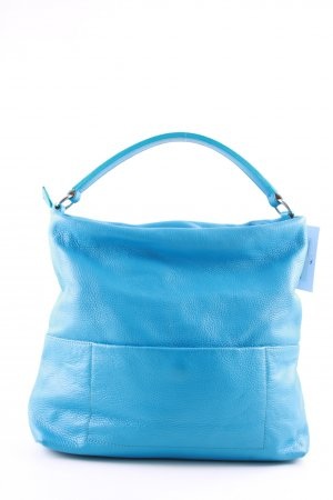 I Medici Handtasche blau Business-Look