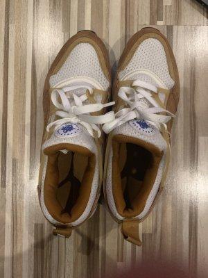 Nike Sneaker stringata bronzo-bianco