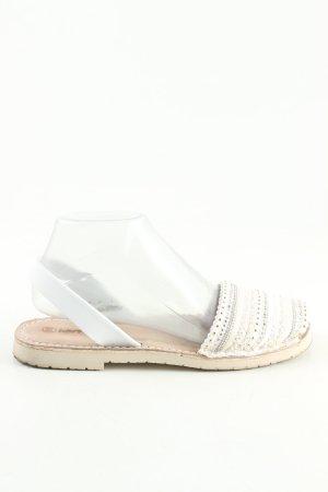ian carlo Sandalo comodo bianco stile casual