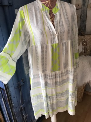 Made in Italy Sukienka boho Wielokolorowy