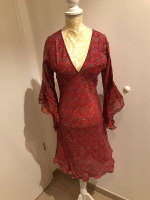 Ibiza Kleid 100% Seide
