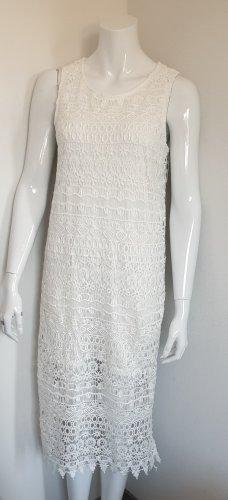 Ibiza Sommerkleid , weiß