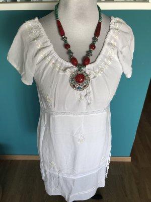 Merhaba Ibiza Sukienka plażowa biały Modal